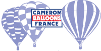 logo cameron balloons france version montgolfières