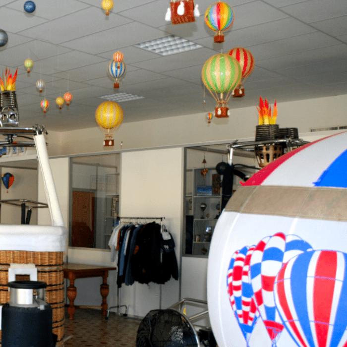 showroom cameron balloons france dole