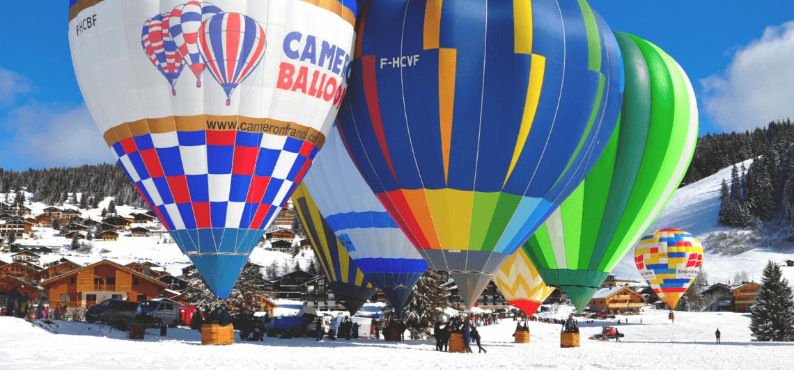Guide d'achat d'une montgolfière Cameron Balloons