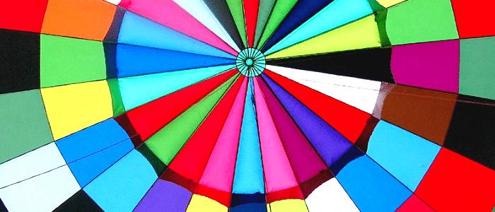 conception des enveloppes de montgolfières Cameron