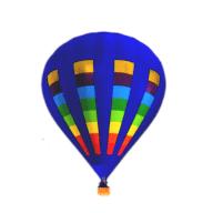 montgolfiere pour le loisir
